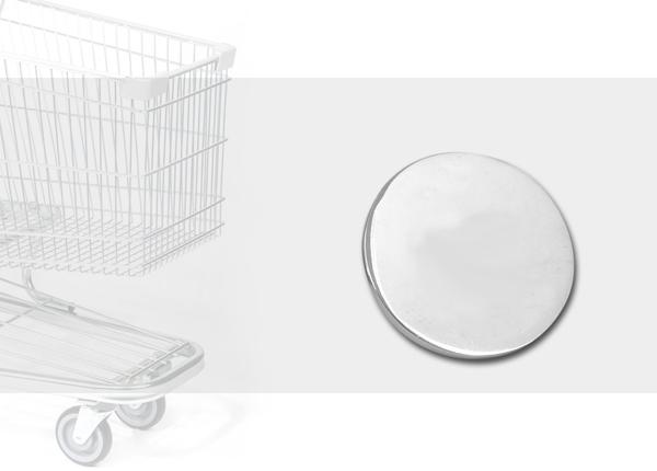 Jeton Münze Rohling Fr. 2 Zwei Franken Grösse online bestellen im Shop